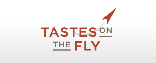 Taste on the Fly Logo